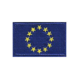 Broderede flag
